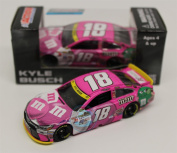 Kyle Busch 2015 M & M's Paint The Track Pink 1:64 Nascar Diecast