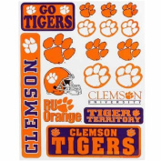 Clemson Tigers Small Car Stickers
