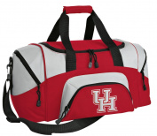 University of Houston Small Duffle Bag UH Overnight - Gym Duffel