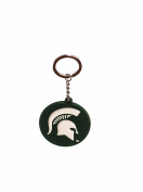 MICHIGAN STATE SPARTANS NCAA PVC KEYCHAIN