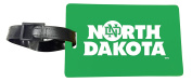 University of North Dakota Luggage Tag 2-Pack