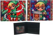 Nintendo Zelda Colour Bi-Fold Wallet