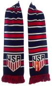 Official US Soccer Scarf - Multi-Bar