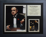"Legends Never Die ""Godfather II"" Framed Photo Collage, 28cm x 36cm"