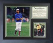 "Legends Never Die ""Payne Stewart"" Framed Photo Collage, 28cm x 36cm"