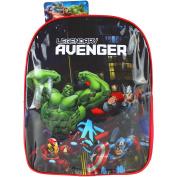 MARVEL Avengers Legendary Avenger Official School Travel Backpack Bag