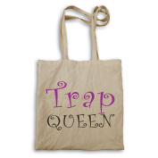 Trap Queen New Novelty Funny Hip Hop Music Tote bag bb13r