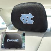 Fanmats NCAA UNC University of North Carolina Chapel Hill Head Rest Cover 25cm x 33cm