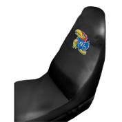 The Northwest Company 1COL175010008RET NCAA Kansas Jayhawks Car Seat Cover
