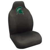 FANMATS NCAA Michigan State University Spartans Polyester Seat Cover