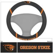 FANMATS 20633 Oregon State Steering Wheel Cover, Team Colour, 38cm x 38cm