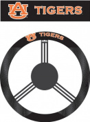 Auburn Tigers-Poly-Suede Steering Wheel Cover SKU-PAS1065657