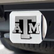 "Texas A & M hitch cover 11cm ""x 3 1cm """