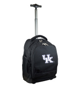 NCAA Kentucky Wildcats Expedition Wheeled Backpack, 48cm , Black