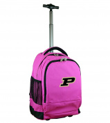 NCAA Purdue Boilermakers Expedition Wheeled Backpack, 48cm , Pink