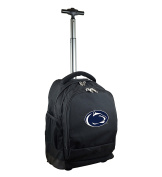 NCAA Penn State Nittany Lions Expedition Wheeled Backpack, 48cm , Black