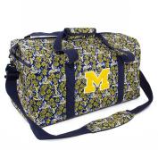 Michigan Bloom Large Duffle Bag