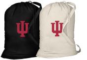 Indiana University Laundry Bag -2 Pc SET- IU Clothes Bags