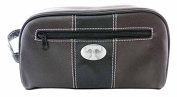 Zep-Pro UTN-MTB1-BRW Tennessee Volunteers Concho Emblem Pebble Brown & Black Toiletry Shave Kit
