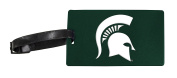 Michigan State Spartans Luggage Tag 2-Pack