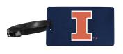 Illinois Fighting Illini Luggage Tag 2-Pack