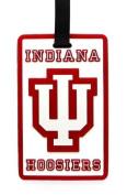 Indiana Hoosiers - NCAA Soft Luggage Bag Tag by Bama