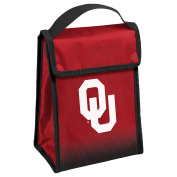NCAA Oklahoma Sooners Hook and loop Lunch Bag, One Size