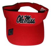 Mississippi Ole Miss Rebels Team Logo Visor