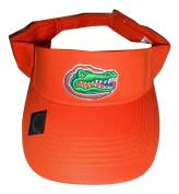 Florida Gators Adult Team Logo Visor, Orange
