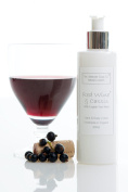 The Littlecote Soap Co Red Wine & Cassis Hand & Body Lotion for Dry Skin by The Littlecote Soap Co