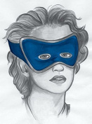 Mask For Migraine Blue The Eye Mask Hot or Cold Anwendung