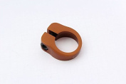 KHE Pro BMX Seat Clamp Brown - Directly From KHE.
