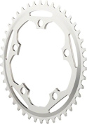 Dimension 42t x 110mm Outer Chainring Silver