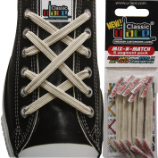 U-Lace Shoe Laces beige tan