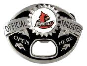 Louisville Cardinals Tailgater Novelty Belt Buckle