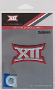 Oklahoma Sooners Big 12 Ncaa Football Jersey Uniform Patch Official