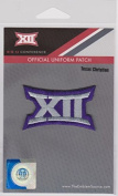 Tcu Horned Frogs Big 12 XII Conference Official Football Jersey Uniform Patch