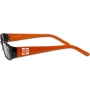 NCAA Clemson Tigers Reading Glasses, +1.50, Orange