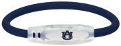 NCAA Auburn Tigers Active Wristband, Blue, Medium