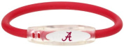NCAA Alabama Crimson Tide Active Wristband, Red, Medium