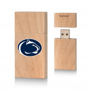 Penn State Nittany Lions 8gb Wood Block USB Drive NCAA