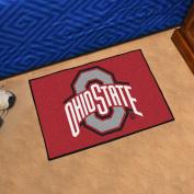 Fanmats Ohio State Buckeyes Starter Rug