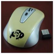 Wild Sales FMC-COLO Colorado Buffaloes Wireless Mouse