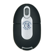 NCAA Connecticut Huskies Mini Wireless Optical Mouse