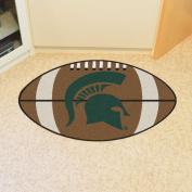 Fanmats Home Indoor Sports Team Logo Michigan State Football Rug 60cm x 90cm