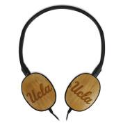 UCLA Bruins Bamboo Headphones