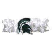 Michigan State Spartans NCAA Satin Garter