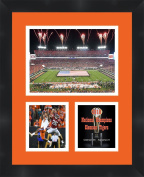 Clemson 2016 National Champions Framed - The Catch -Mike Williams - 11 x 14 Matted Collage Framed Photos Ready to hang
