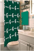 NCAA Michigan State Spartans Shower Curtain