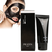 Zearo Effective Clays Blackhead Remover Mask Facials Acne Deep Cleansing Black Mask
